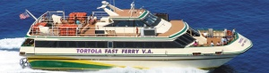 Tortola Fast Ferry - bviwelcome.com