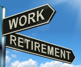 Work or retirement by Stuart Miles/Freedigitalphotos.net