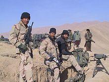 Taliban forces. Image courtesy of Wikipedia.com