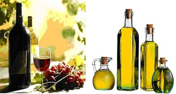 It is God's desire that we become the oil and wine.