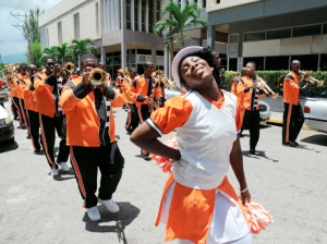 Tivoli Garden marching Band (2013) - Jamaica Gleaner
