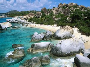 The Baths - Virgin Gorda/ image courtesy of 4myvi.com