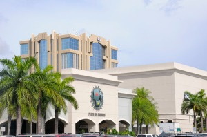 Plaza las Americas - our favorite shopping mall in Puerto Rico