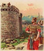 King David. Image courtesy of wikipedia.org