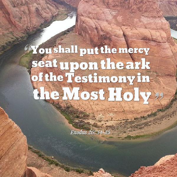 mercy seat of God
