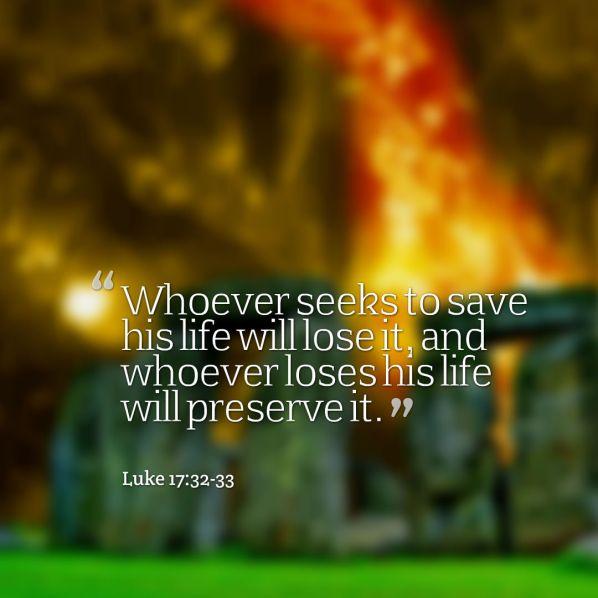 save his life