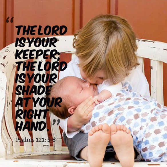 Th Lord is your keeper