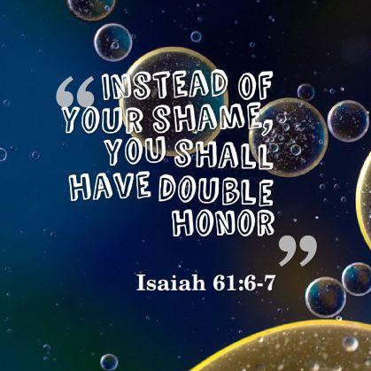 Double honor