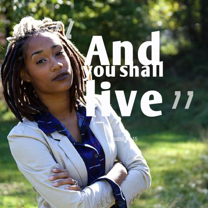shall live