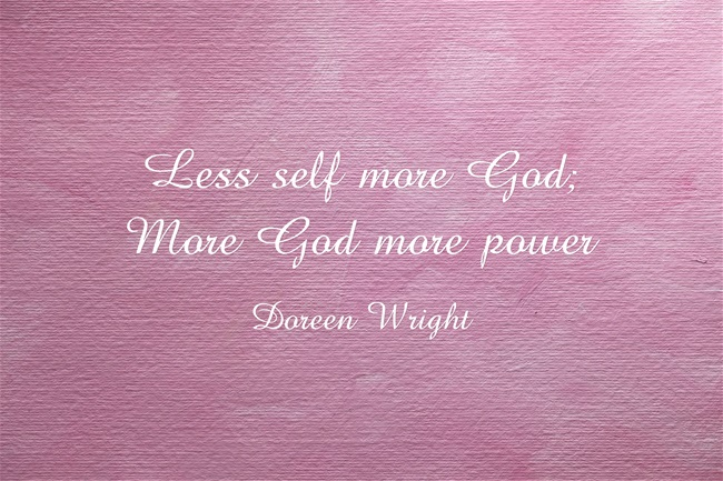 less-self-more-god-more