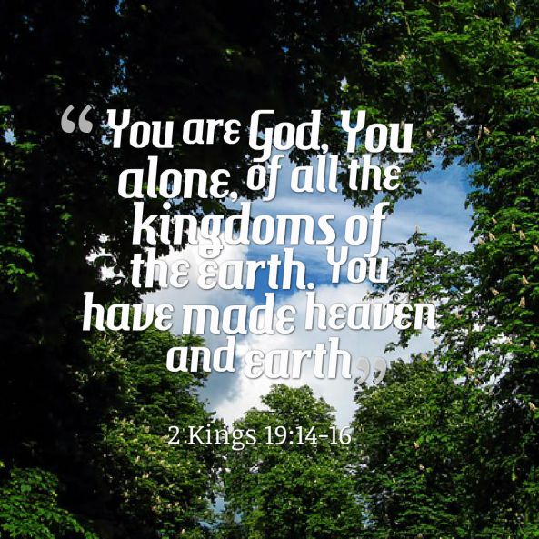 you-are-god-alone