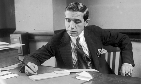 1920 photo of Charles Ponzi, the namesake of the scheme. One of the biggest investment fraud in the society. Image courtesy of wikipedia.org