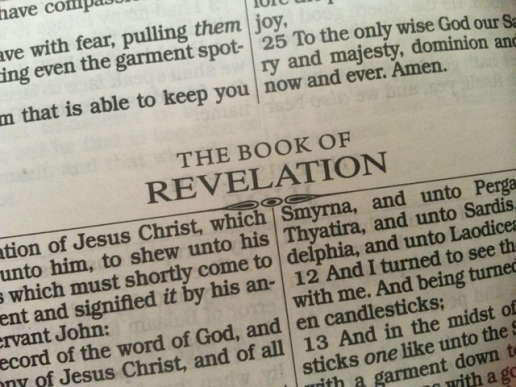 "And he said to me, ""Do not seal the words of the prophecy of this book, for the time is at hand. (Revelation 22:10)"
