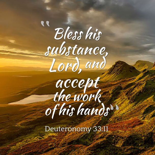 bless-his-substance