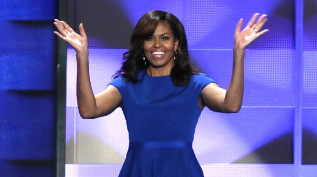 Michelle Obama - FLOTUS, who turned 53, January 17, 2017. Source: ET
