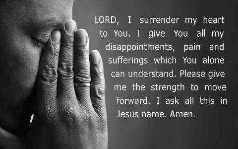 Image result for surrendering all for jesus