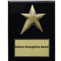 Author's Recognition Award