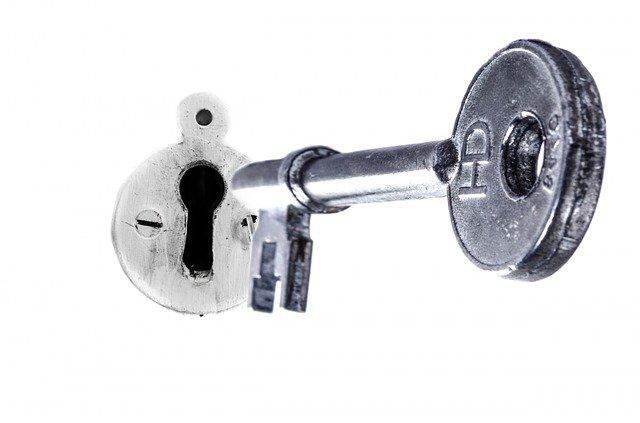 Lock, Key, One chance